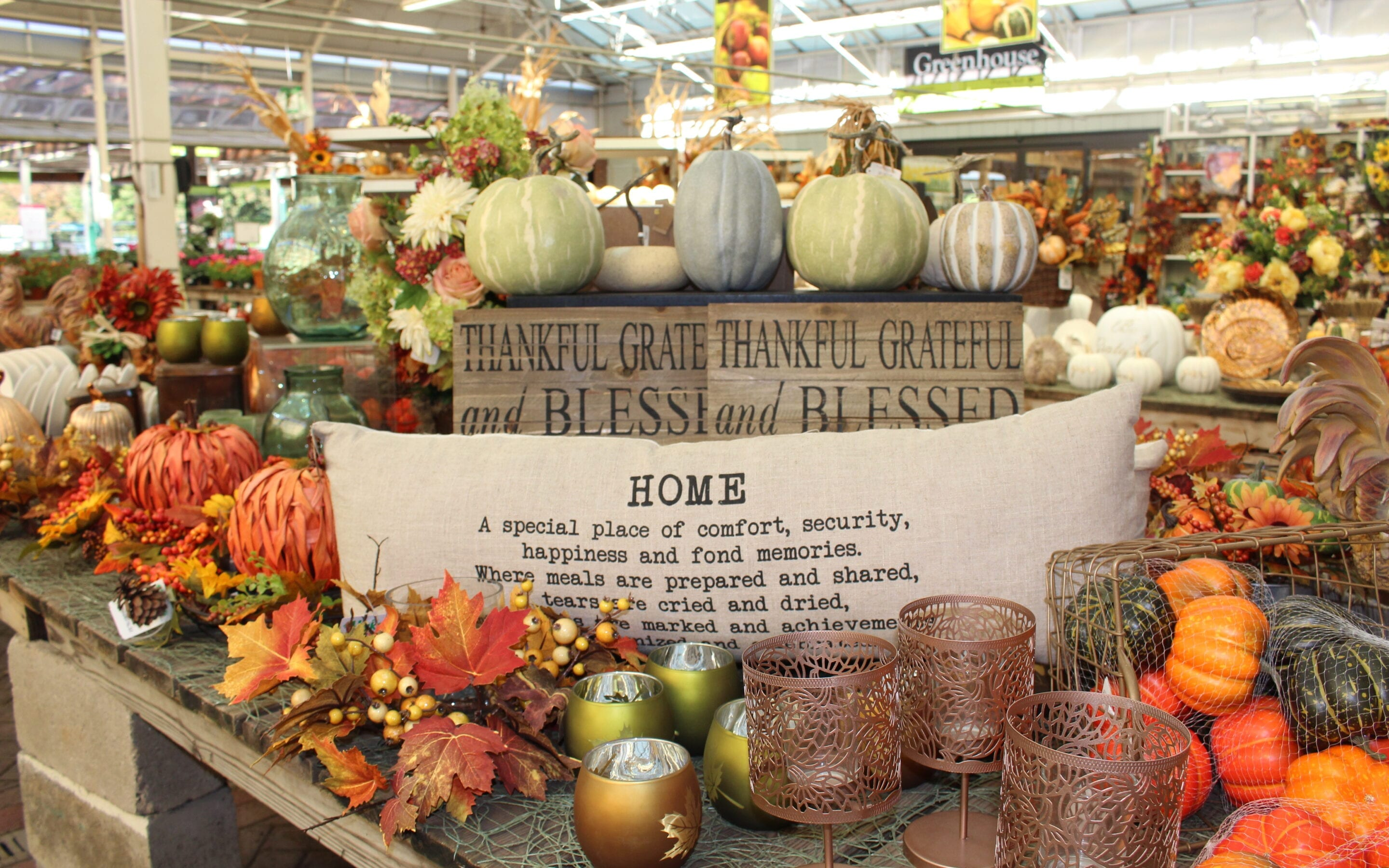 Thanksgiving Decorations to Enhance Your Home