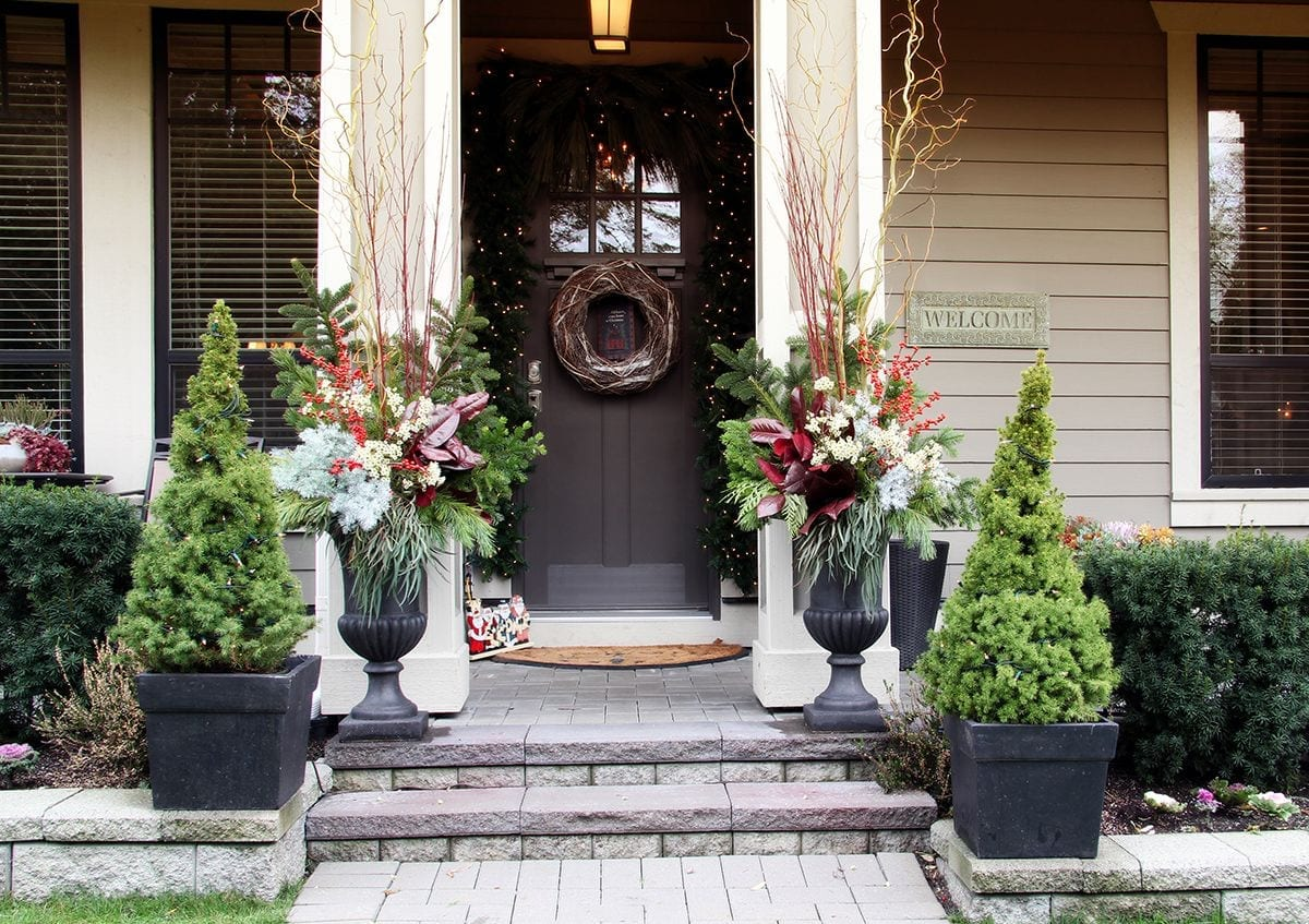 Decorate Your Home with Fresh, Fragrant Greens for the Holidays
