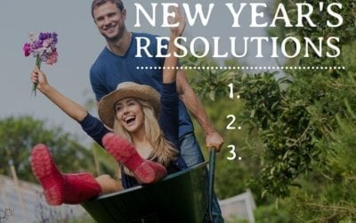 5 Gardening Resolutions for 2020