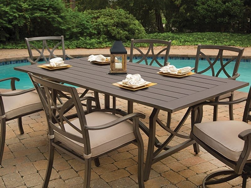DENNISON OUTDOOR DINING SET