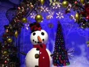 Animated Christmas Children's Story @ Hicks Nurseries