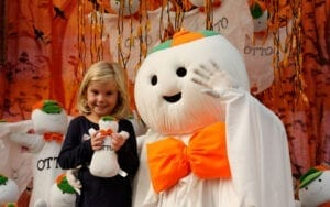 Animated Children's Story Featuring Otto the Ghost @ Hicks Nurseries