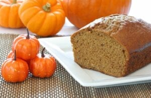 Pumpkin Bread