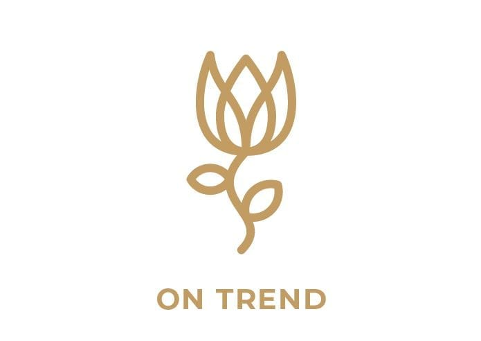 On Trend Icon