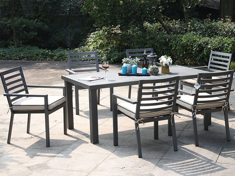 VALLE VISTA OUTDOOR DINING SET