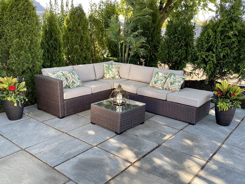 3-PIECE SECTIONAL SET