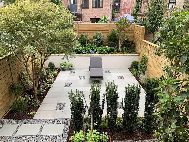 Brooklyn Backyard Garden