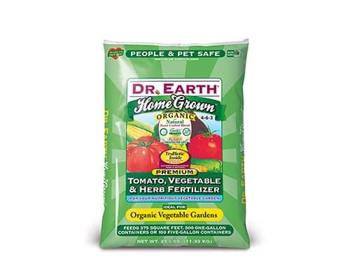 Dr. Earth Organic Tomato, Vegetable & Herb Fertilizer